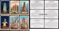 1935 USA/Amerika Reklamebilder / Liebig-B...