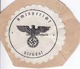 O.J. Drittes Reich/Stendal Siegelmarke / ...