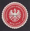 O.J. Österreich/München Siegelmarke / Ver...