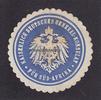 O.J. Süd-Afrika Siegelmarke / Verschlussm...