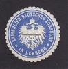 O.J. Lemberg/Lwiw/Ukraine Siegelmarke / V...