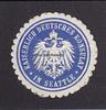 O.J. Seattle/USA Siegelmarke / Verschluss...