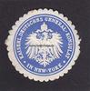O.J. New York/USA Siegelmarke / Verschlus...