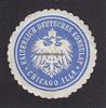 O.J. Chicago/USA Siegelmarke / Verschluss...