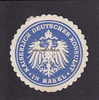 O.J. Basel/Schweiz Siegelmarke / Verschlu...