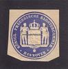 O.J. Hannover Siegelmarke / Verschlussmar...
