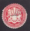 O.J. Mecklenburg/Schwerin Siegelmarke / V...