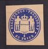 O.J. Trier Siegelmarke / Verschlussmarke ...