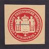 O.J. Schleswig Siegelmarke / Verschlussma...