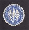 O.J. Bad Ems Siegelmarke / Verschlussmark...