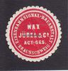 O.J. Braunschweig Siegelmarke / Verschlus...