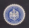 O.J. Bremen Siegelmarke / Verschlussmarke...