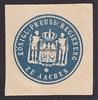 O.J. Aachen Siegelmarke / Verschlussmarke...