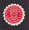 O.J. Linden/Limmer/Hannover Siegelmarke /...