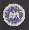 O.J. Preussen Siegelmarke / Verschlussmarke / General-Commando 2 ten A... 6,00 EUR incl. VAT., +  8,00 EUR shipping