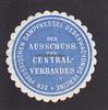 O.J. Preussen Siegelmarke / Verschlussmarke / Der Ausschuss des Centra... 5,00 EUR incl. VAT., +  8,00 EUR shipping