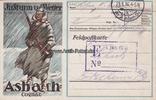 1916 Rüdesheim/Rhein Ansichtskarte / Post...