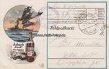 1917 Rüdesheim/Rhein Ansichtskarte / Post...