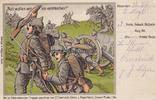 1914 Deutsches Reich Ansichtskarte / Post...