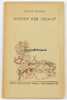1944 Drittes Reich Agnes Miegel / Herden ...