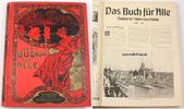 1913 Deutsches Reich Das Buch für Alle / ...