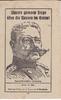 O.J. Deutsches Reich Faltblatt / Generalf...
