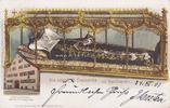 1907 Kaufbeuren Ansichtskarte / Postkarte...