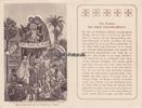 O.J. Paderborn/Indien 2-seitige Faltkarte...