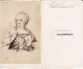 um 1865 Russland Carte de visite / CdV / ...