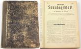 1875 Chemnitz Chemnitzer Sonntagsblatt ge...