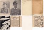 1941-1958 Drittes Reich 3 Fotos und Nachr...