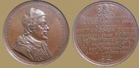 Medaille 1689 VATICAN Alexander VIII 1689 ...