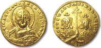 AV gold solidus 913-959 A.D BYZANTINE EMPI...
