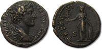 AE As 151-152 A.D ROMAN EMPIRE Marcus Aure...