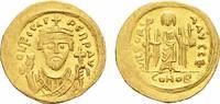 Solidus 603 n.Chr. BYZANZ Phokas, 602-610 ...