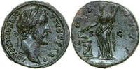 Æ SESTERTIUS 145 - 147 AD Imperial ANTONINUS PIUS, Rome/SALUS   480,00 EUR free shipping