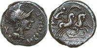 AR Denarius 115 - 114 BC v. Chr. Republican M. CIPIUS, Rome/BIGA ss  80,00 EUR  +  12,00 EUR shipping