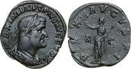 Æ Sestertius 235 - 238 A Imperial MAXIMINU...