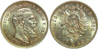 10 Mark 1888 A Germany after 1871 PRUSSIA, Friedrich III 1888 A GOLD   290,00 EUR  +  12,00 EUR shipping