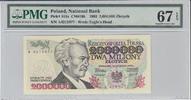 000 Zlotych 1993 Poland POLAND P.163a - 2000. 1993 PMG 67 EPQ PMG Grade... 100,00 EUR  +  12,00 EUR shipping
