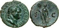 Æ As 76 AD Imperial VESPASIANUS, Rome/SPES ss  180,00 EUR  +  12,00 EUR shipping