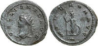 Antoninianus 264 - 265 AD Imperial GALLIENUS, B-, Antioch/MINERVA vz  250,00 EUR  +  12,00 EUR shipping