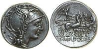 AR Denarius 111 - 110 BC v. Chr. Republican ROMAN REPUBLIC Appius Claud... 280,00 EUR  +  12,00 EUR shipping