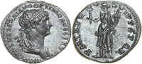 AR Denarius 98 - 117 AD Imperial TRAJANUS 98 - 117 AD. , 3.28g. RIC 344   320,00 EUR free shipping