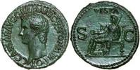 Æ As 37 - 41 AD Imperial CALIGULA 37 - 41 ...