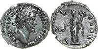 AR Denarius 138 - 161 A Imperial ANTONINUS...