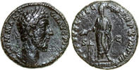 Æ As 177 - 192 AD Imperial COMMODUS 177 - 192 AD. , 10.72g. RIC 456 Ver... 120,00 EUR  +  12,00 EUR shipping