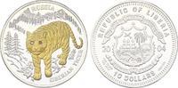 10 Dollar 2004 Liberia Russland - Sibirisc...
