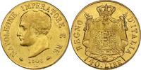 40 Lire 1808 M Italien - Königreich Napole...