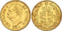 20 Lire 1880 R Italien Umberto I. (1878 - ...
